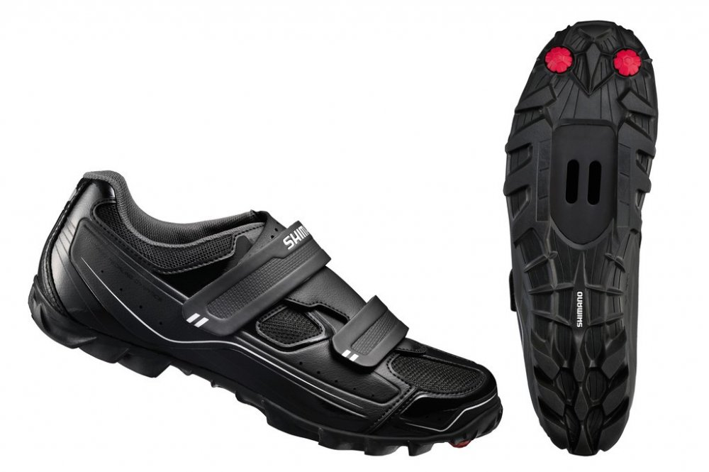 Fahrrad Mountainbike Schuhe Shimano SPD SH-M 065 Gr. 42 schwarz schwarz schwarz  e9a720