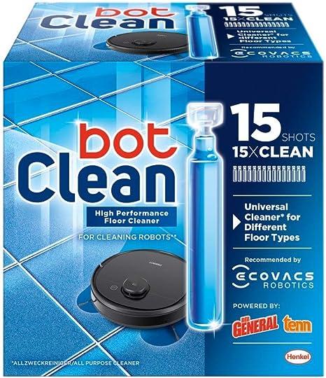 BotClean Limpiador de Suelos líquido para Robots de Limpieza - 15 ...