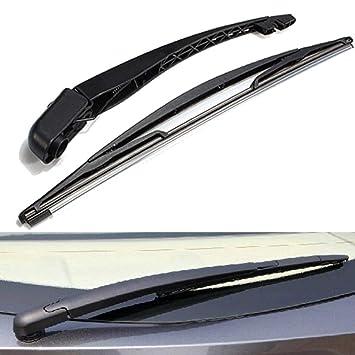 Coche Parabrisas Trasero Brazo del limpiaparabrisas y Blade para Vauxhall Corsa C MKII: Amazon.es: Coche y moto