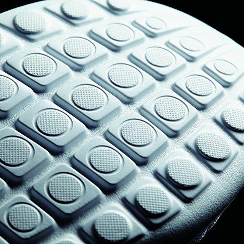 adidas Unisex-Erwachsene Cloudfoam Ultra Zen Turnschuhe Elfenbein (Ftwbla/negbas/onicla)