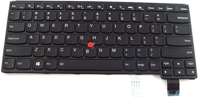 New Genuine Lenovo ThinkPad Yoga 460 Yoga P40 14W 3+2 ClickPad W//FPR Palmrest TouchPad 00UP073