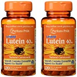 Puritans Pride Lutein 40 mg with Zeaxanthin 120