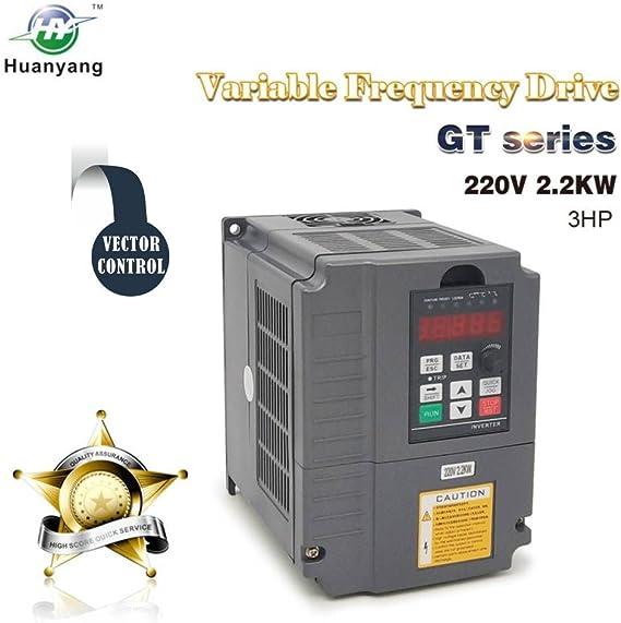 Frequenzumrichter 3HP 2.2KW 380V inverter Variable Frequency Driver Inverter VFD