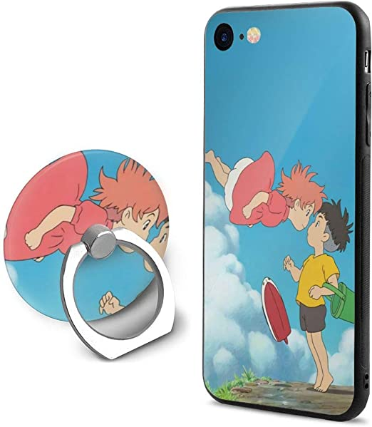 Ponyo on the Cliff iphone case