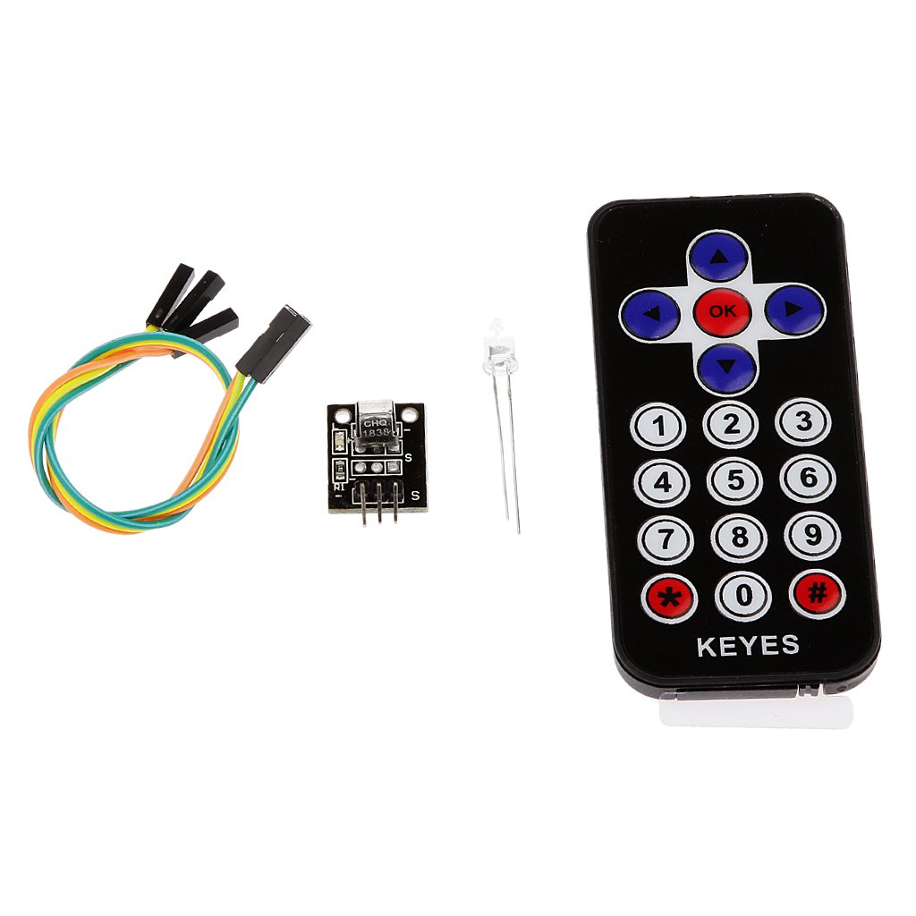 Buy Generic Black Mini Infrared Wireless Ir Remote Control Basic Controls Of A Cro Controller Sensor For Arduino Online At Low Prices In India