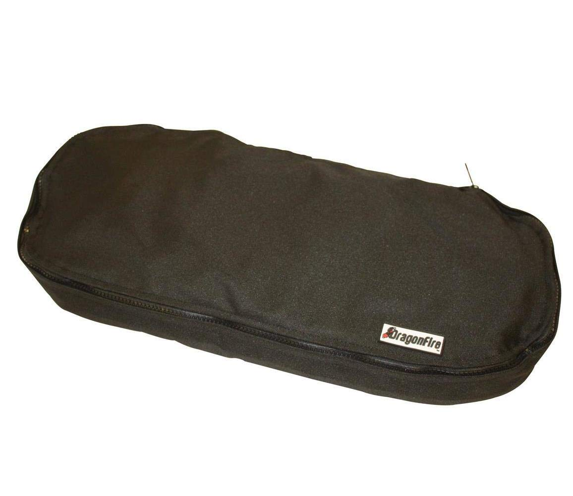 Dragonfire Racing Drive Belt Bag Black