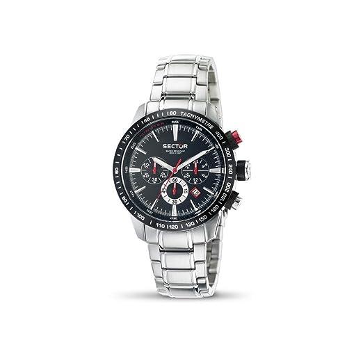 Relojes sector masculino de la correa de acero R3273975002 No Limits 850: Amazon.es: Relojes