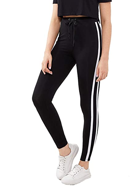 Amazon.com: ALLAK - Pantalones de chándal para mujer con ...