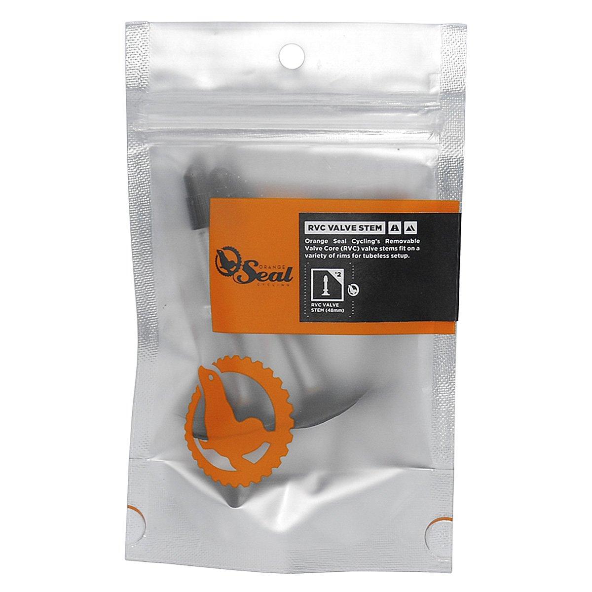 OrangeSealCycling RCV Presta Valve Stems, 80mm by OrangeSealCycling (Image #1)