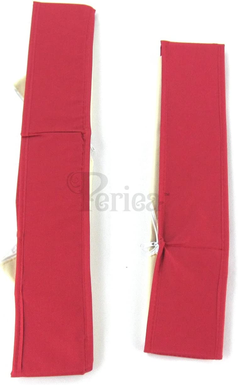 Periea Drawer Organisers 2 Pack Red Amy
