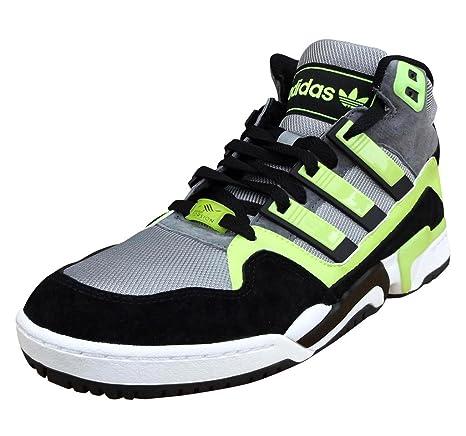 Adidas TORSION 92 Scarpe Moda Sneakers Grigio Nero per Uomo Torsion