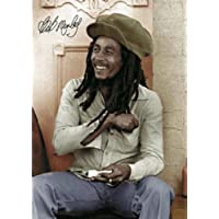 Marley, Bob - Poster - Rolling + Ü-Poster
