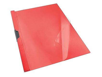Rexel 2115648 - Archivador (A4), color rojo: Amazon.es: Oficina y ...