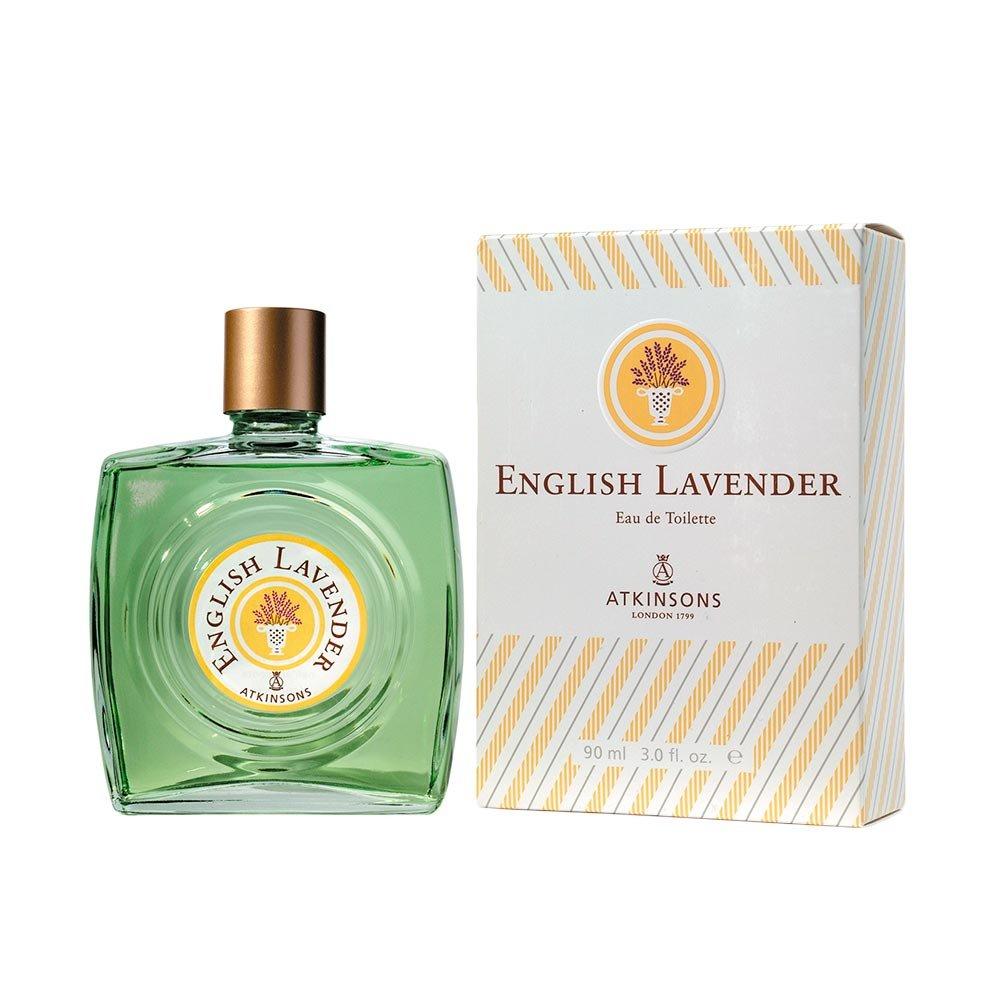 Atkinsons Classic English Lavender Eau De Toilette, 90 ml - 1 Unità Morris Profumi S. p. A. 81012175