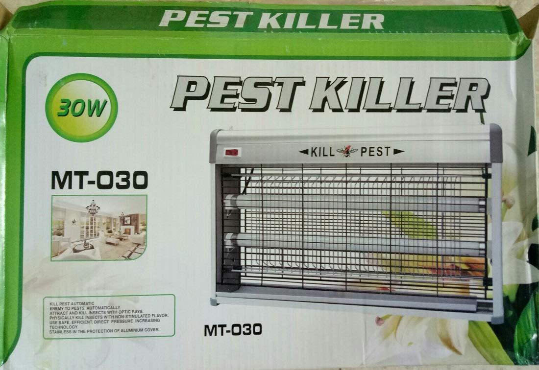 30 WATT Ultra UV Light PEST Killer, Bug Zapper, Fly SWATTER : Amazon.in:  Garden & Outdoors