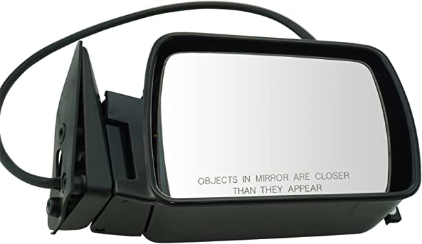 Folding Power Side View Mirror Passenger Right RH for Cherokee Comanche Wagoneer