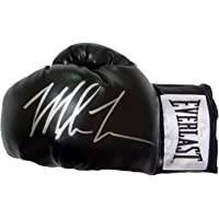 $115 » Mike Tyson Signed Autograph Boxing Glove Black JSA Witnessed Certified
