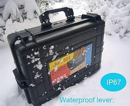 Caja herramientas 500 * 350 * 200MM Caja de herramientas a prueba de agua Caja de