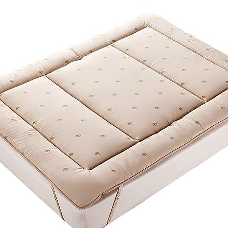 Colchoneta de colchón de confort Almohadillas de colchón de ...