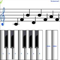 apprendre à lire les notes de musique - ¼ Solfège