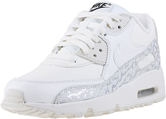 Nike Air Max 90 LTR SE G - 897987100 - Color Grey-White - Size ...