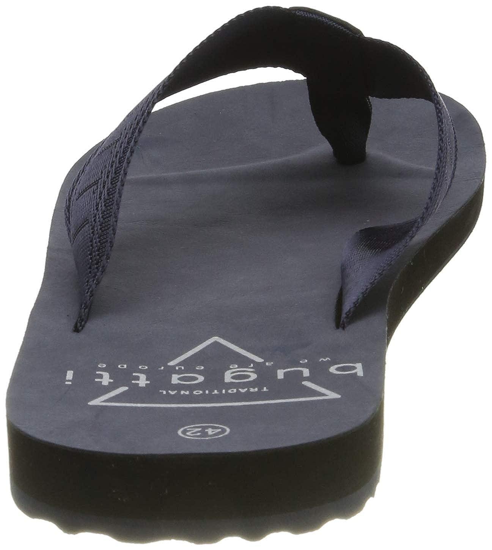 bugatti Herren 321727806900 Zehentrenner: : Schuhe