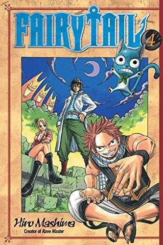 fairy tail manga book 1 - 2