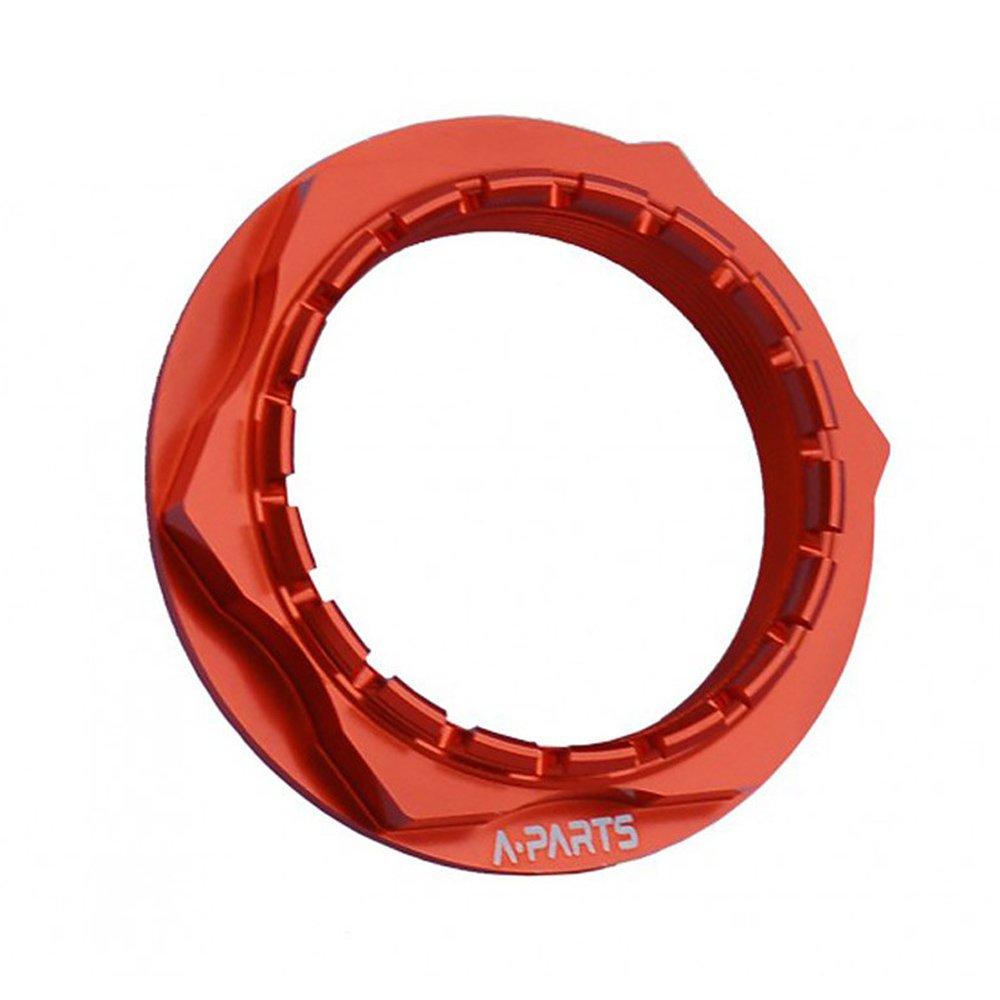 a-parts KTM//Dpca Mutter-Krone Orange KTM