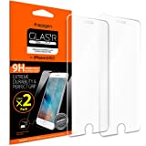 Spigen iPhone 6s 6 Screen Protector Tempered Glass / 2 Pack / Case Friendly for Apple iPhone 6s / iPhone 6s