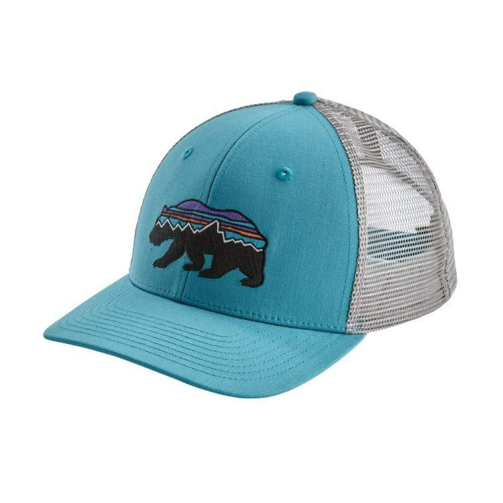 Patagonia Fitz Roy Bear Trucker Hat 38200 MABL 38200