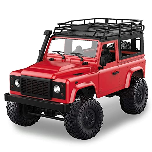 Amazon.com: Wesxm 4WD - Coche teledirigido de alta potencia ...