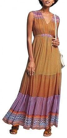 de1e7141ecf1 Anthropologie Aelyn Embroidered Maxi Dress by Tanvi Kedia  228 - NWT ...