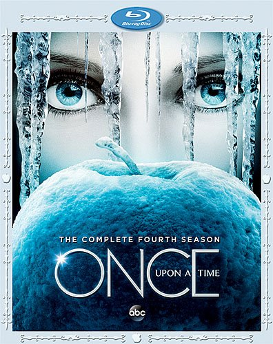 Blu-ray : Once Upon a Time: The Complete Fourth Season (Digital Theater System, Widescreen, Dolby, AC-3, )