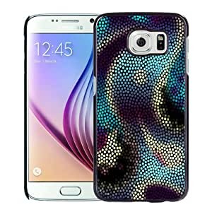 New Personalized Custom Designed For Samsung Galaxy S6 Phone Case For Blurred Neon Lights Phone Case Cover
