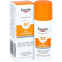Eucerin Sun Gel-creme Oil Contr.anti-gl.eff.lsf50+ 50 ml