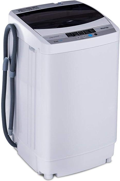 costway lave-linges lavadora automática 10 pprogrammes pantalla ...