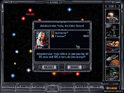 Master of Orion 1+2 [Online Game Code]