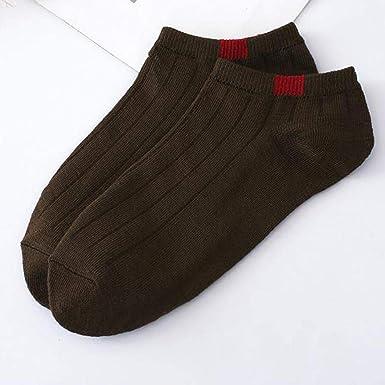 Calcetines Mujer Termicos Invierno Unisexo Raya de Algodon para Hombre Pila de Calcetines Deportivos Holatee: Amazon.es: Ropa y accesorios