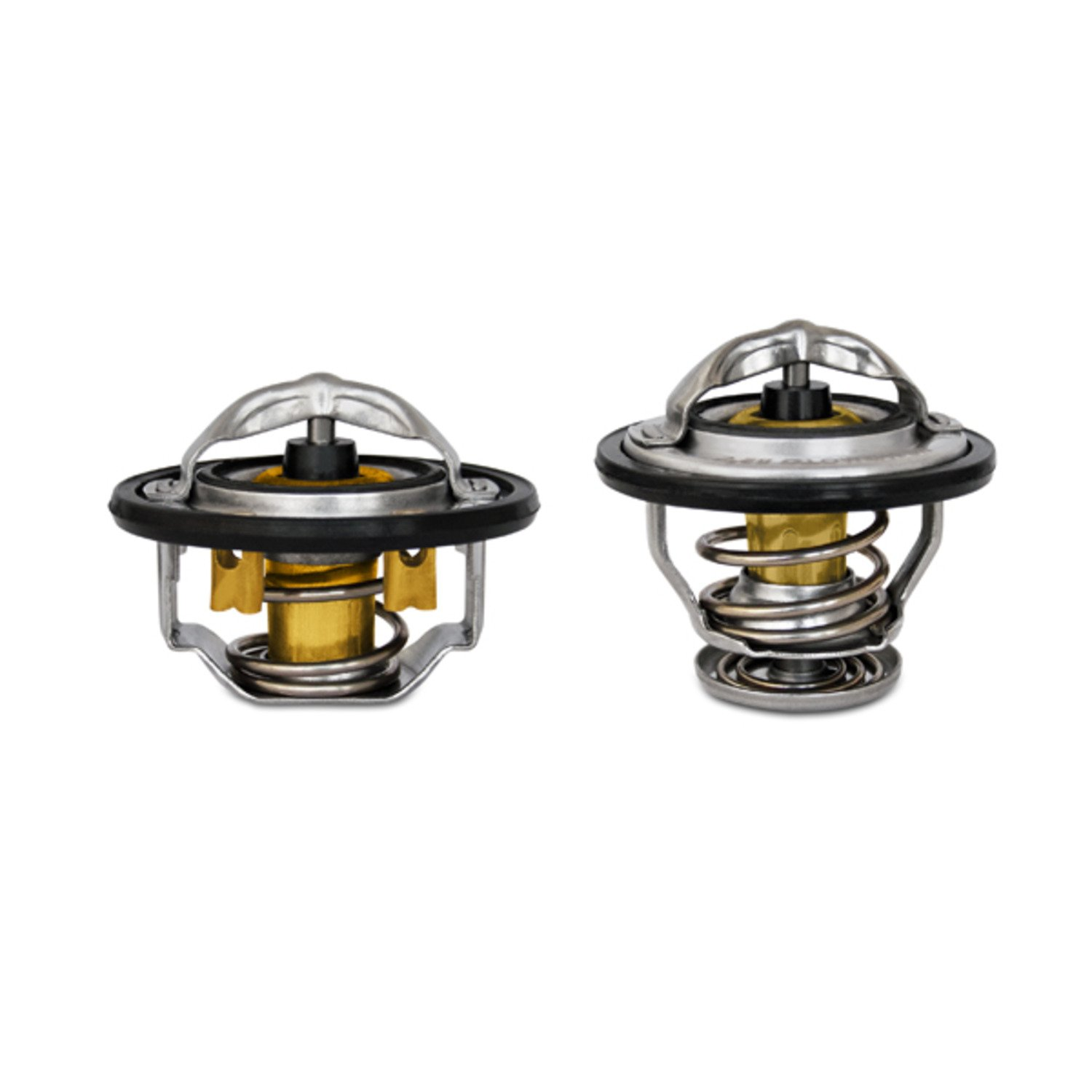 Mishimoto MMTS-CHV-01DL Thermostat (Chevrolet/GMC 6.6L Duramax Engine Low Temperature s (set of 2)), 1 Pack