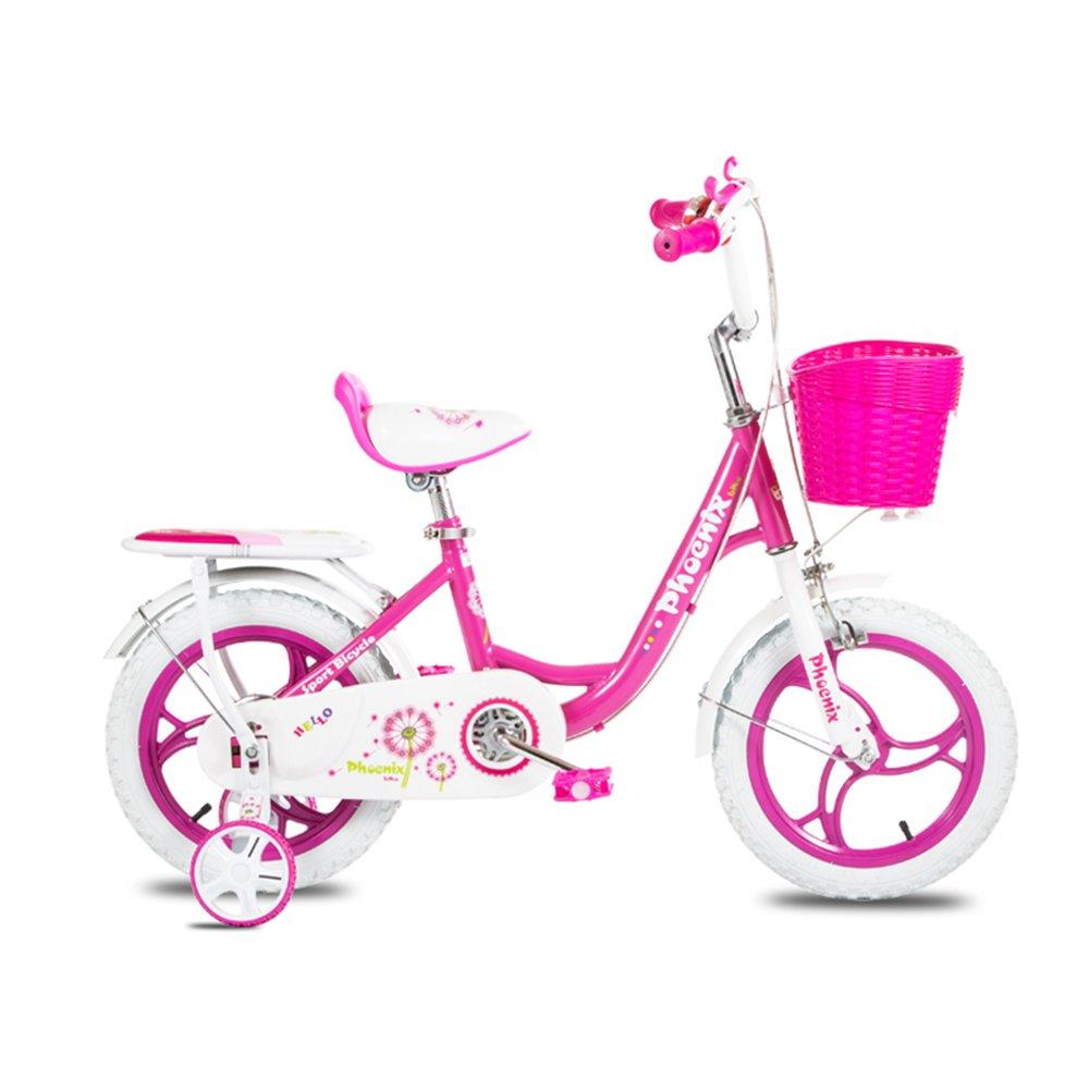美しい 家子供用自転車、乳母車、女の子用自転車、自転車 (サイズ さいず : 83cm) B07CXCKCNZ 83cm 83cm
