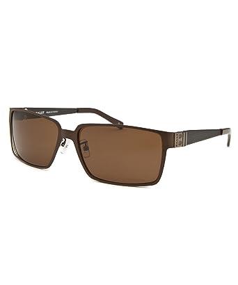 5a5d410327fa Gucci BALLY Lunettes de soleil marron pour hommes  Amazon.fr ...