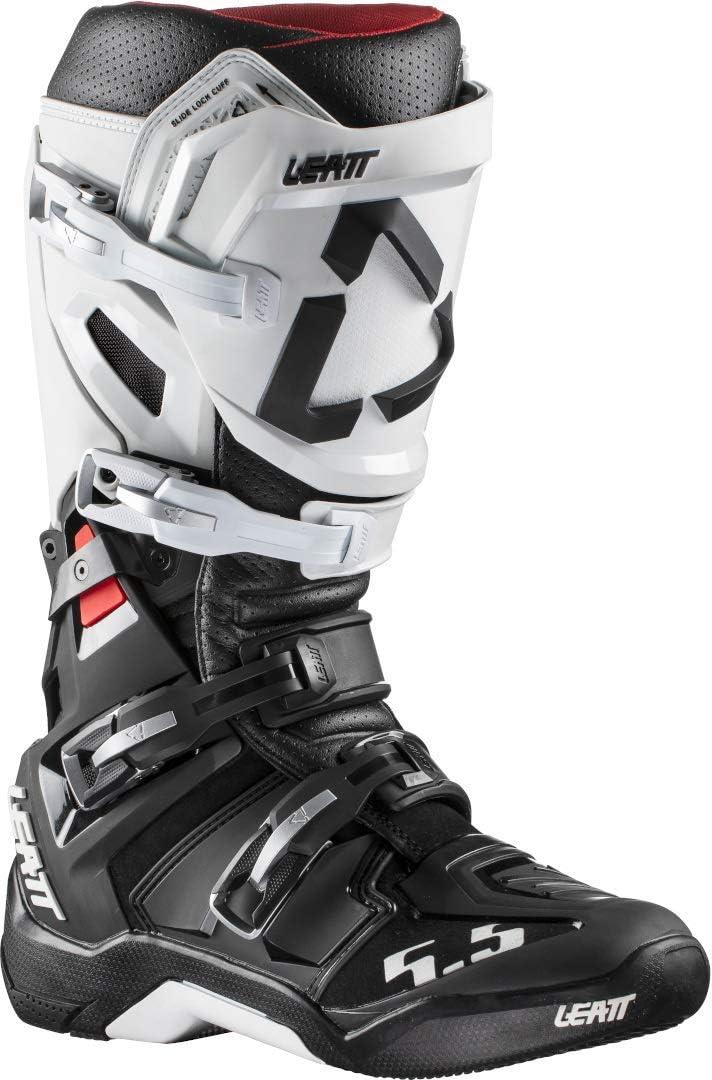 Leatt Motocross Stiefel Gpx 5 5 Flexlock Schwarz Gr 43 Auto