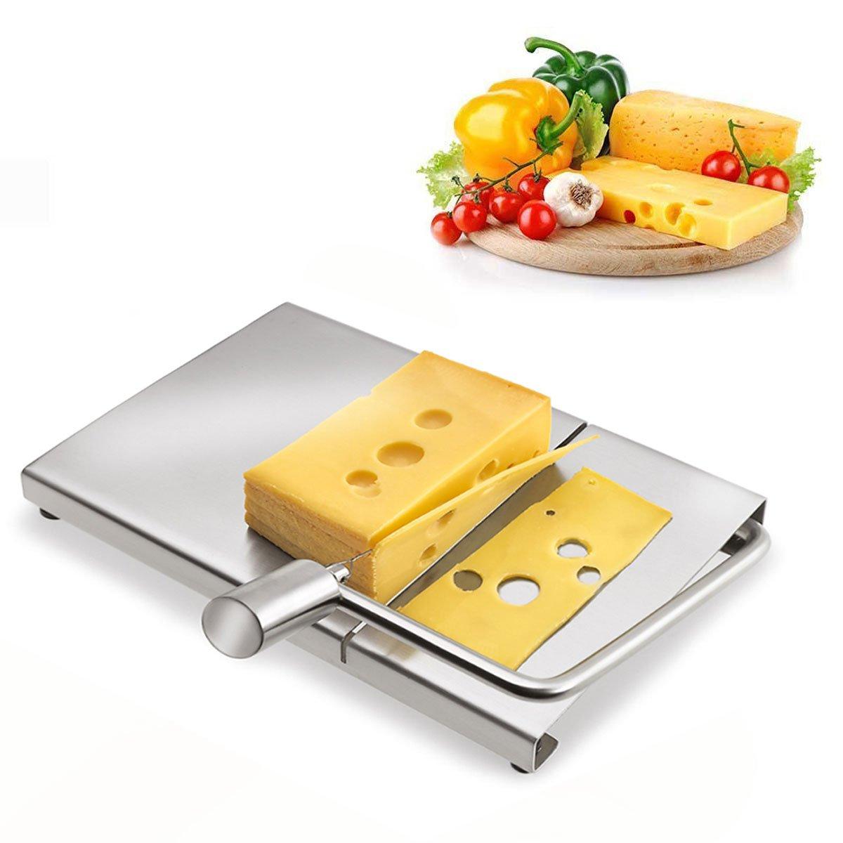 Mejor valorados en cuchillos para queso opiniones tiles de nuestros clientes - Cuchillo cortar queso ...