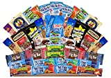Cheap Healthy Variety Snacks Care Package – (36 Count) Variety Assortment Bundle of All Natural Healthy Snacks, Chips, Cookies, Granola Bars, and More!