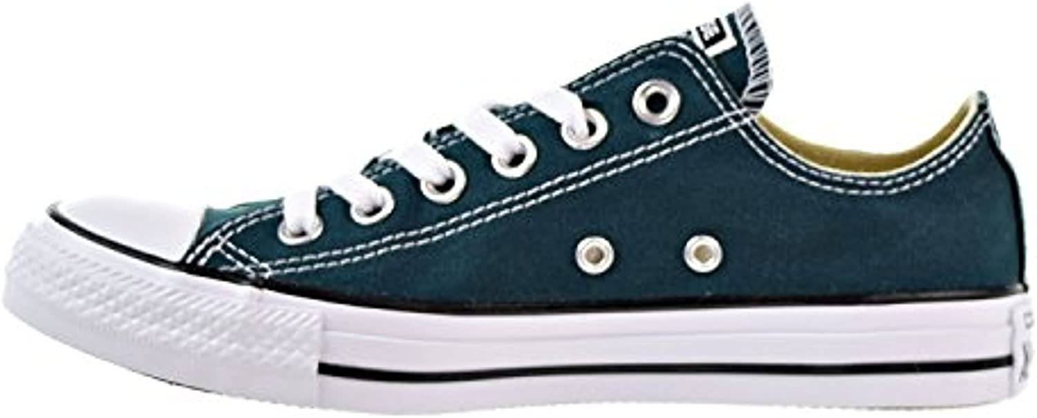 US Mens // 5 B Color: Dark Atomic Teal Converse Size: 3 D M US Womens M Adult Chuck Taylor All Star Low Top Shoes