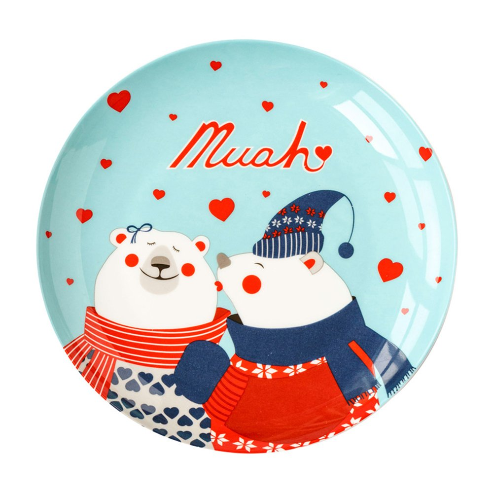 Polar Bear Party Plates Birthday Party Polar Bear Balloons