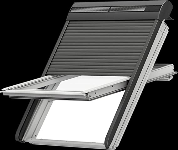 Velux Volet Roulant Solaire 78x118 Cm Amazon Fr Cuisine Maison