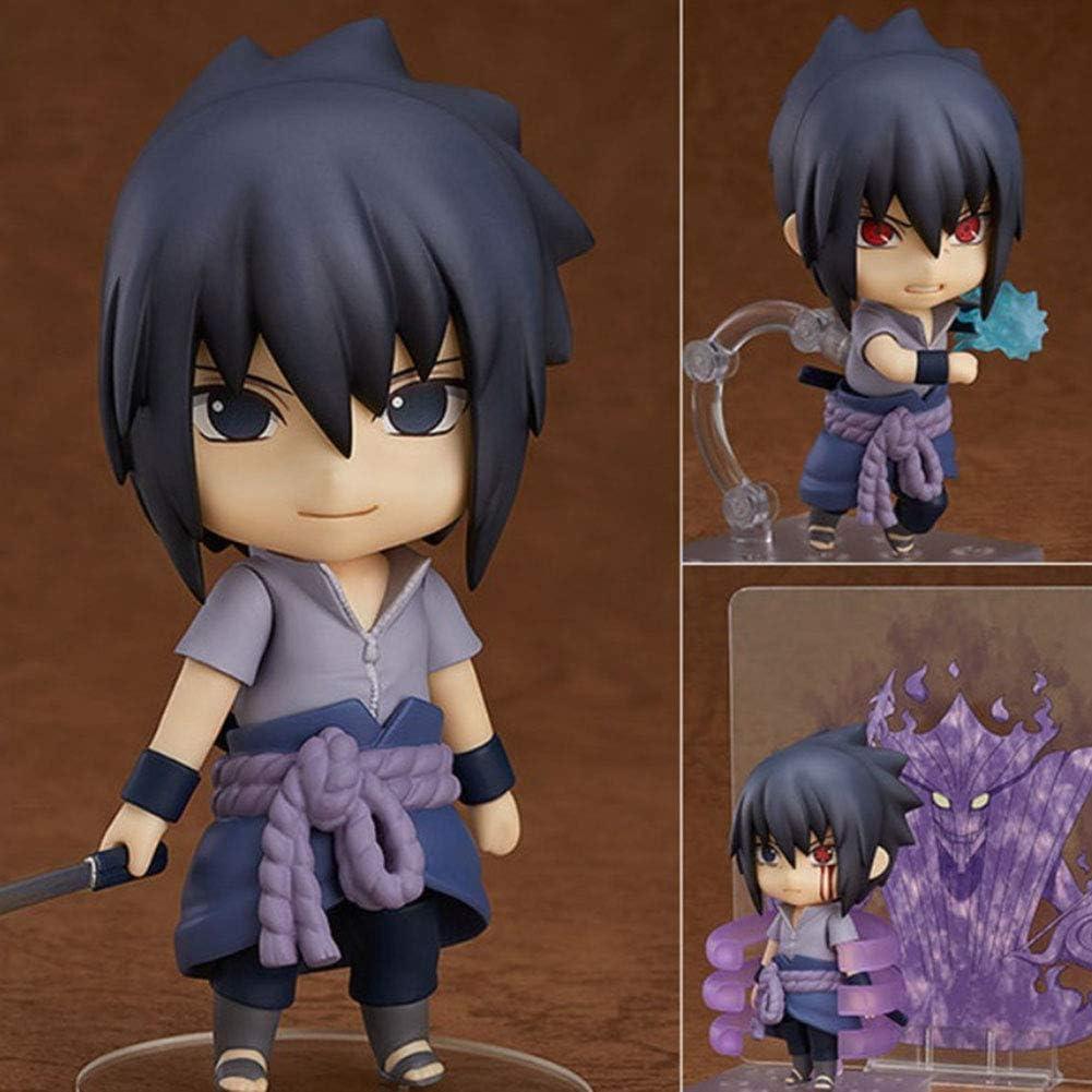 Namikaze Minato Uchiha Sasuke Figure//PVC Figure//Vinyl Figure//Collectible for Anima Lovers lunanana Naruto Action Figure