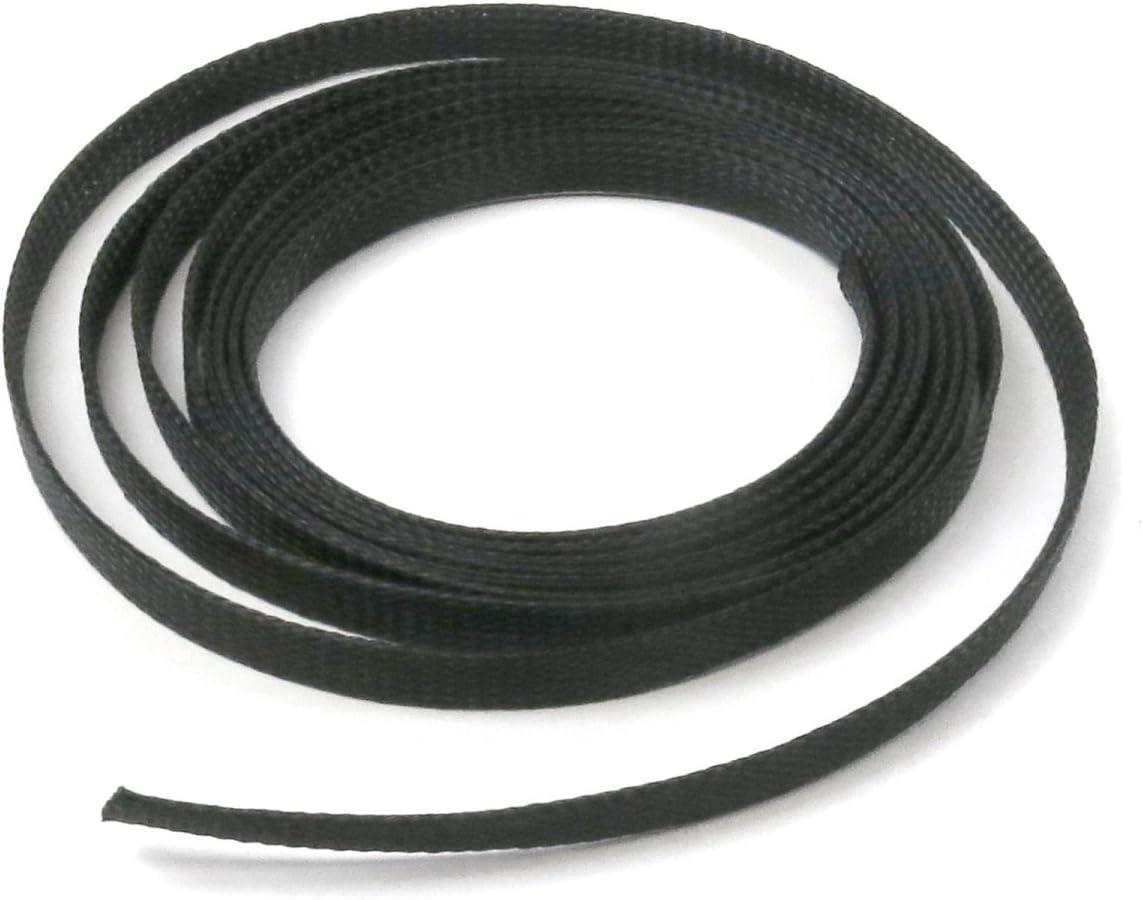 10 Feet Keep It Clean 14201 Wire Loom 3//4 Black Ultra Wrap Wire Loom