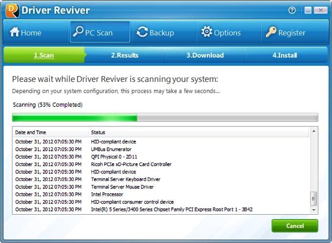 Amazon com: RevivorSoft Driver Reviver for PC (1 PC for 1